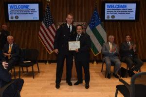 Detective Bureau Finest Foundation Award Ceremony