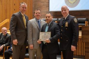 2019 Detective Bureau Awards Friday, April 13, 2019